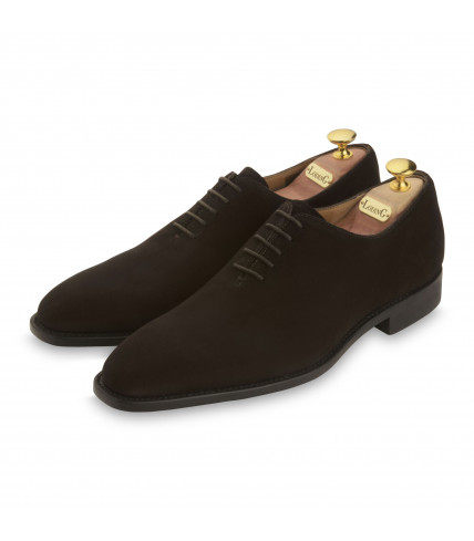 One-cut Oxford Roma 348 suede